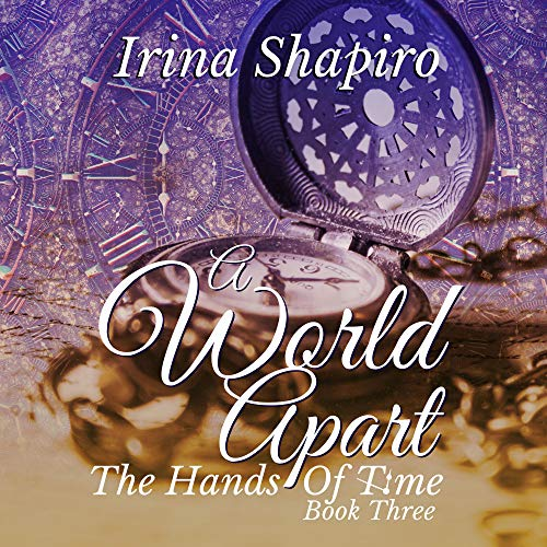 A World Apart Audiobook By Irina Shapiro cover art