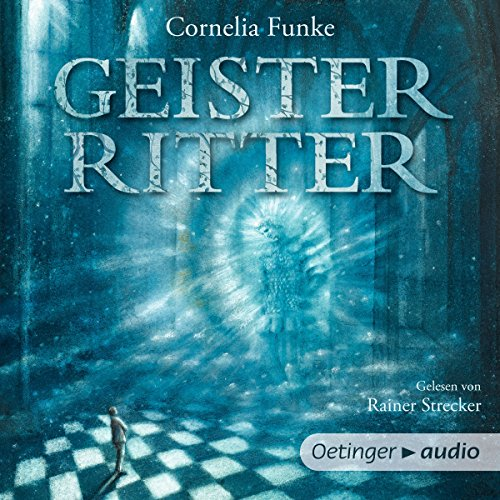 Geisterritter audiobook cover art