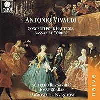 Vivaldi: Concerti pour Hautbois, Basson et Cordes - L'Armonia e L'Inventione