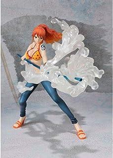 ZJZNB 2 años después Nami Battle Version Milk Bubble Dragon Ball Anime Modelo De Juguetes Estatua De Personaje Animado Decoración