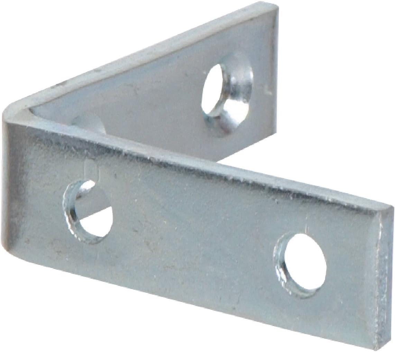 Now on sale The Hillman Group 592534 Corner Brace 4-Pack X3 Zinc 4 3 quality assurance