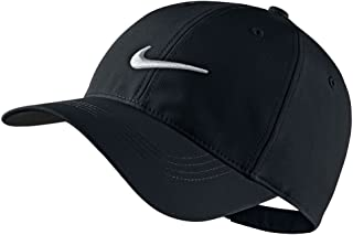 nike black golf cap