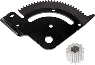 Caltric Steering Sector Gear for Ayp Husqvarna 532124034 532136874 136874 76040 285051