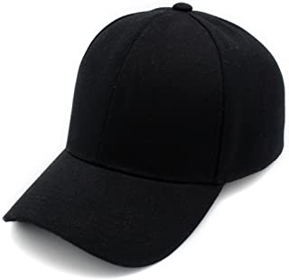 Best blank black baseball cap Reviews