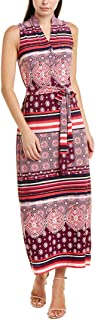 Donna Morgan womens JERSEY SHIRT DRESS Casual Dress