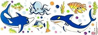 shark wall stickers uk