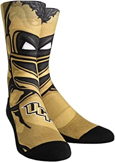 NCAA University of Central Florida Knights Custom Athletic Crew Socks