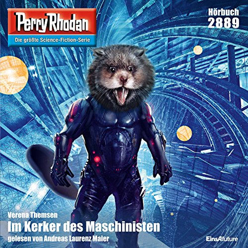 Im Kerker der Maschinisten audiobook cover art