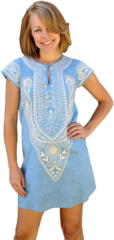 1545 Designs Women's Plus Size Designer Tunic Top Blouse