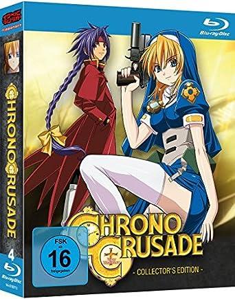 Chrono Crusade - Gesamtausgabe - [Blu-ray]