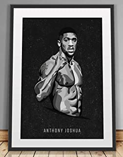 Anthony Joshua Poster Gifts for Lovers Poster Poster Home Art Wall Posters [No Framed]