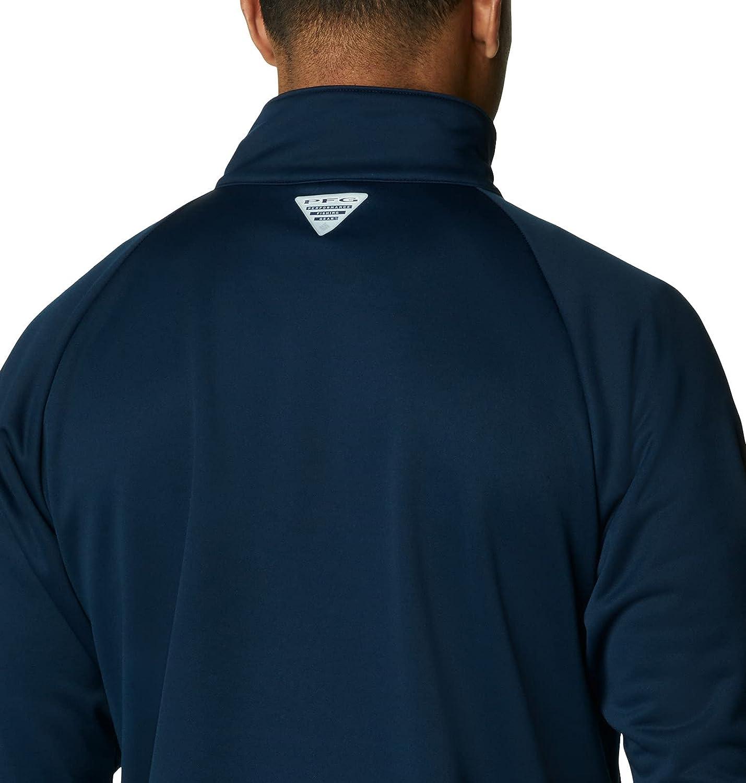 Columbia Mens Terminal Tackle Fleece 1/4 Zip