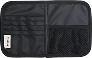 IN Make up Bag Travel Organizer Insert Bag in bag Multi Pockets Makeup Cosmetic Bag Pad Storage Plate