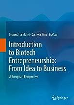 Best biotechnology entrepreneurship ideas Reviews