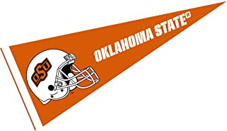 College Flags and Banners Co. Oklahoma State Cowboys Football Helmet Pennant