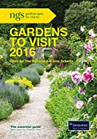 NGS Gardens to Visit 2016 (National Gardens Scheme)