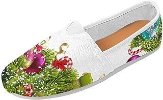 Women's Natural Comfort Walking Flat Loafers US4.5~US14