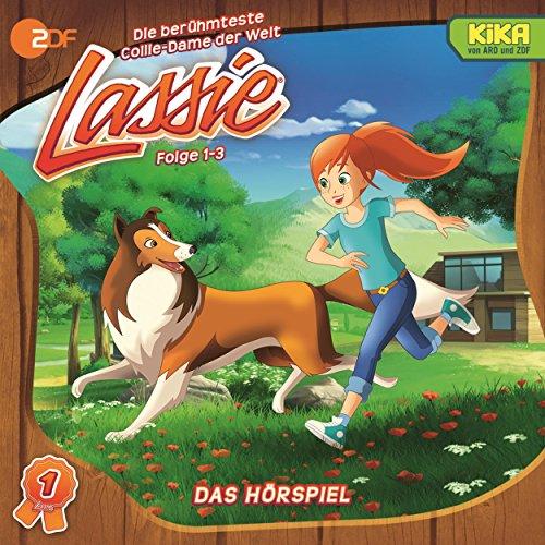 Lassie Hörspiel Folge 1 - 3