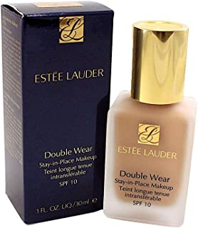 Estee Lauder Double Wear Stay-In-Place Makeup, Pure Beige, 1 Ounce
