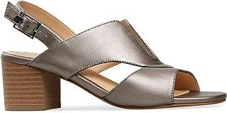 Van Dal Women`s Ankle-Strap Open Toe Sandals