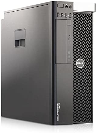 Dell Precision T3610 Tower Workstation - Intel Xeon E5-1620 v2 3.70 GHz (Certified