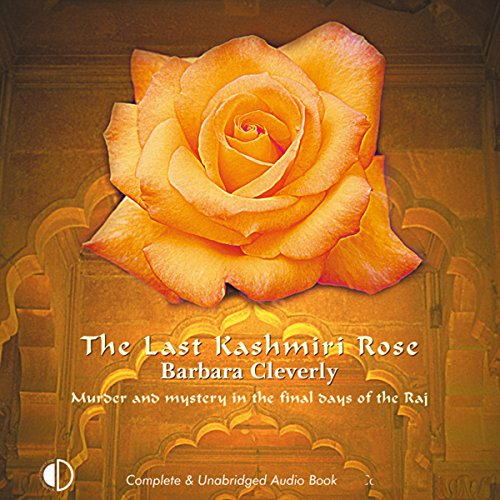 The Last Kashmiri Rose audiobook cover art