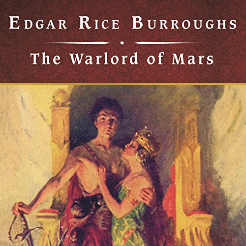 The Warlord of Mars copertina