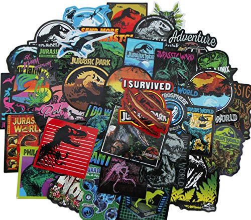 Dinosaur Vsco Sticker Voor Jurassic Park Graffiti Sticker Voor Bagage Laptop Moto Skateboard Kids Diy Toy