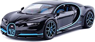 Car model Car Model 1:18 Bugatti Chiron Simulation Alloy Die-casting Toy Ornaments Sports Car Collection Jewelry 25x11x6CM