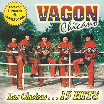 Las Clasicas....15 Hits