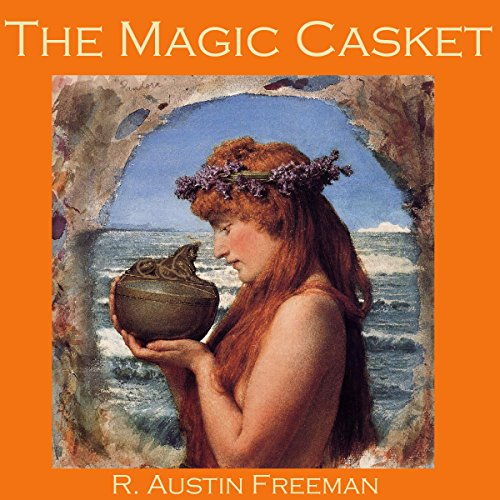 The Magic Casket audiobook cover art