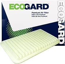 ECOGARD XA5432 Premium Engine Air Filter Fits Toyota Camry, Highlander, Sienna / Lexus RX330, RX350 / Toyota Solara / Lexus ES330, ES300