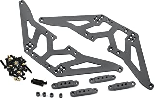 ST Racing STA30502LGM Chassis Lift Kit + Shock Mounts (4) SCX10