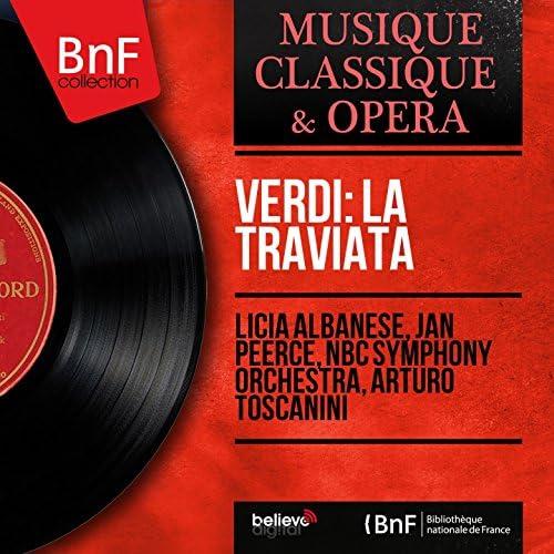 Licia Albanese, Jan Peerce, NBC Symphony Orchestra, Arturo Toscanini
