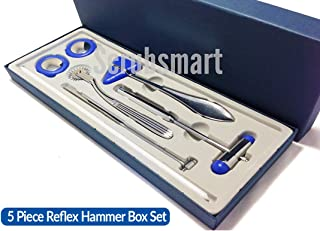 EMI Neuro Reflex Hammer 5 Piece Set, Blue, Adult
