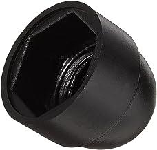 Abdeckkappen f/ür Innensechskant 6mm schwarz 12 STK Schraubenabdeckung