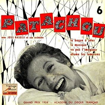 """Vintage French Song Nº 64 - EPs Collectors, """"La Musique"""""""