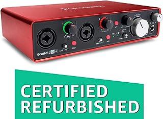 Focusrite Scarlett 2i4 (2nd Gen) USB Audio Interface with...