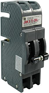 Protech 425034 60 Amp 2 Pole Circuit Breaker