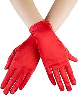 Best short bridal gloves Reviews