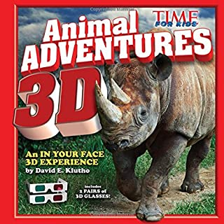 Animal Adventures 3D (Time for Kids)