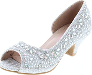 high heels silver - Shoes / Girls