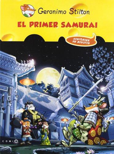 El primer samurai (Comic Books)