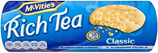 McVitie's Classic Rich Tea Biscuits (200g) - Pack of 2