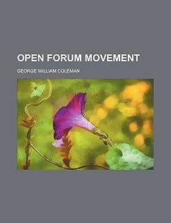 Open Forum Movement