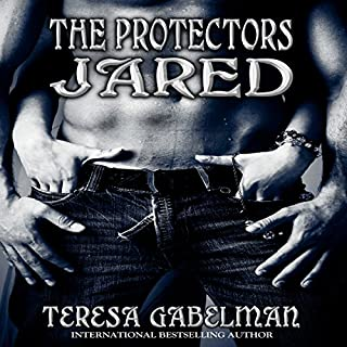 Jared audiobook cover art