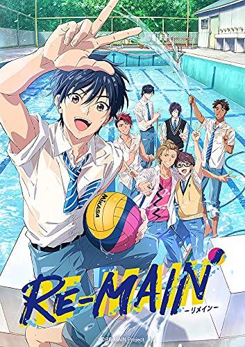RE-MAIN 1 (特装限定版) [Blu-ray]