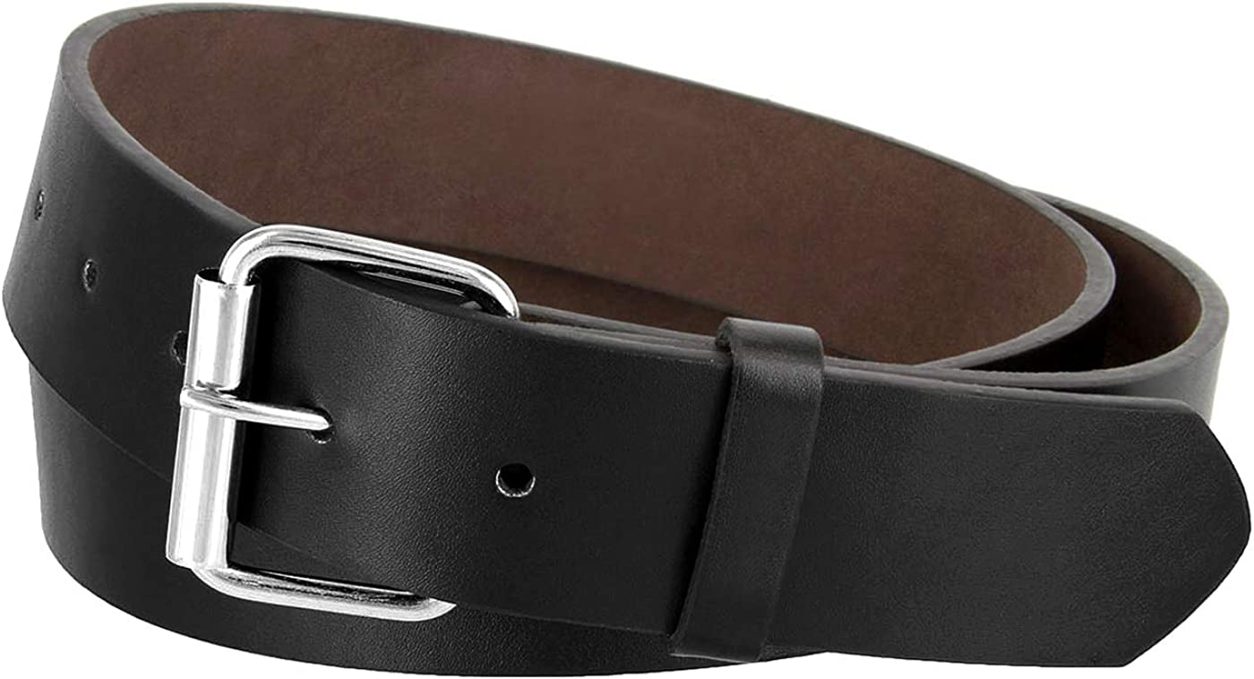 BELTMASTERS Leather Belts For All Buckles - Many Colors Available