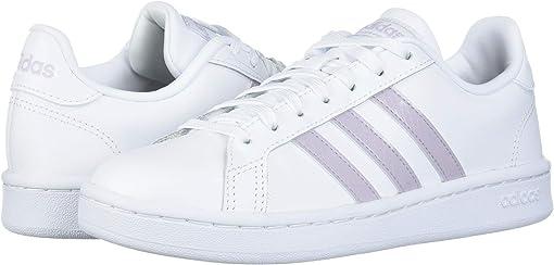 White/Mauve/Grey Two