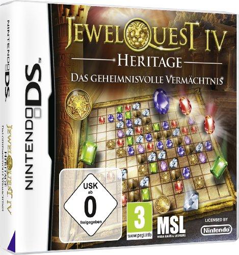 Jewel Quest IV Heritage: Das geheimnisvolle Vermächtnis